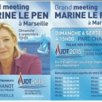 Grand Meeting  à Marseille – UDT 2015 –